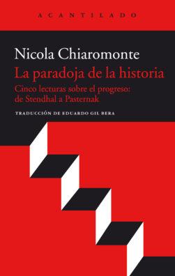 La paradoja de la historia