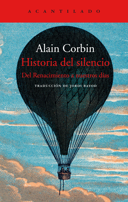 Historia del silencio | Editorial Acantilado