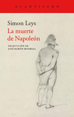 La muerte de Napoleón