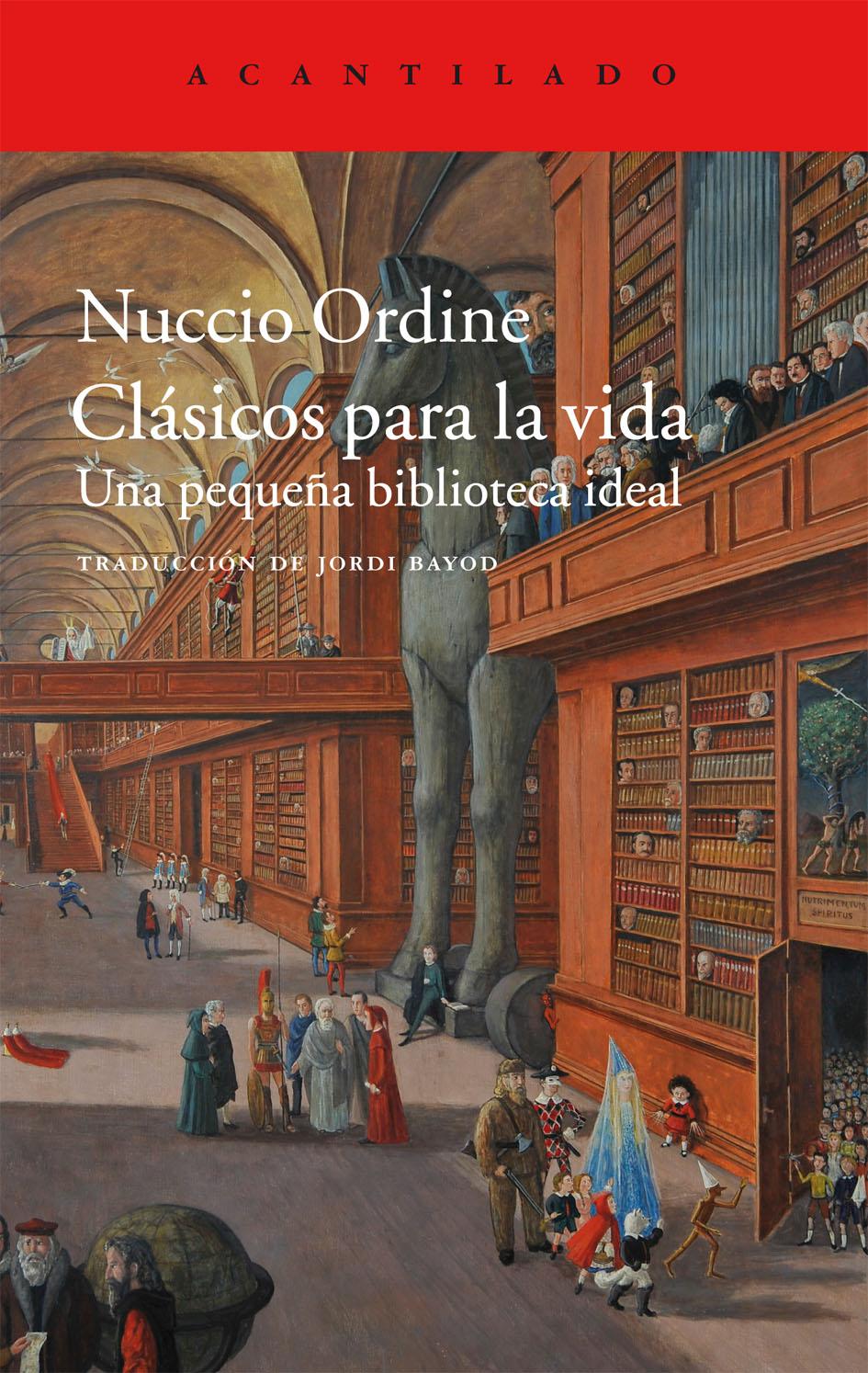 9005ab251d Clásicos para la vida   Editorial Acantilado