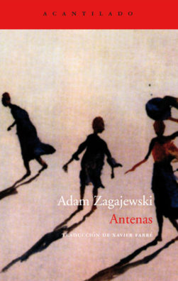 Cubierta del libro Antenas