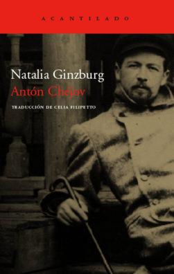 Cubierta del libro Antón Chéjov