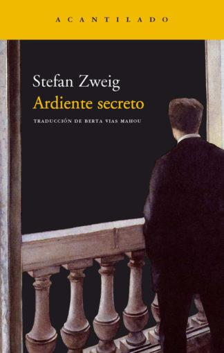 Cubierta del libro Ardiente secreto