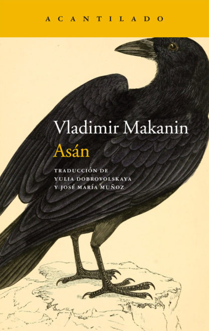 Cubierta del libro Asán