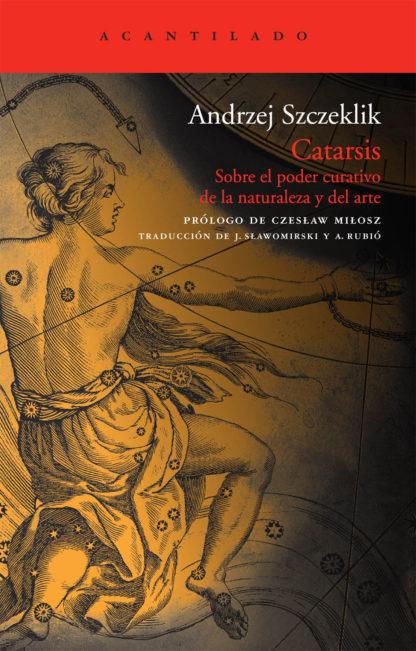 Cubierta del libro Catarsis