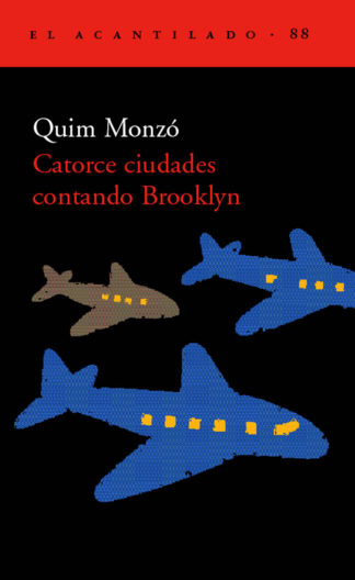 Cubierta del libro Catorce ciudades contando Brooklyn