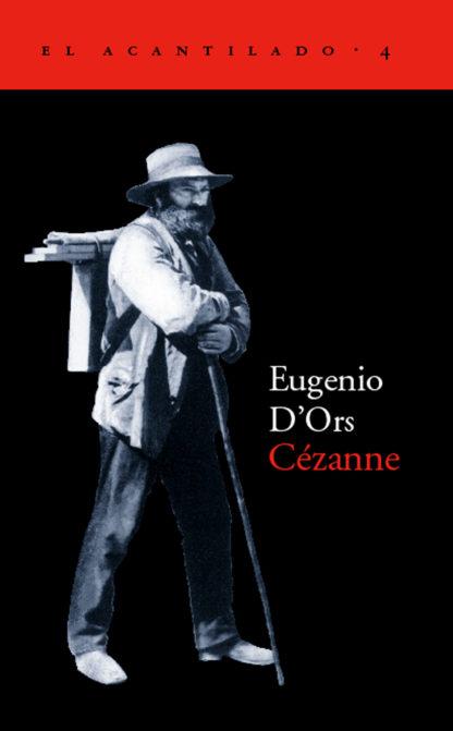 Cubierta del libro Cézanne
