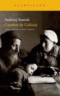 Cubierta del libro Cuentos de Galitzia