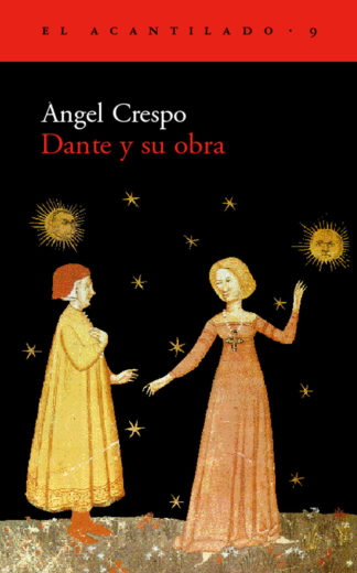 Cubierta del libro Dante y su obra