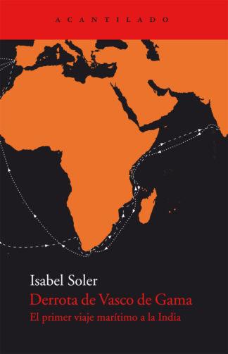 Cubierta del libro Derrota de Vasco de Gama