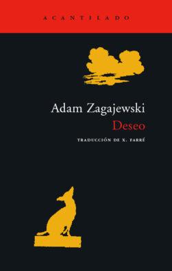 Cubierta del libro Deseo