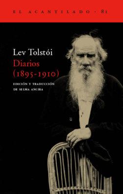 Cubierta del libro Diarios (1895-1910)