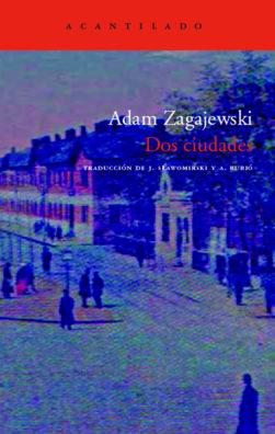 Cubierta del libro Dos ciudades