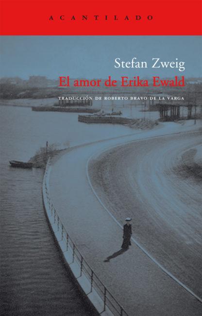 Cubierta del libro El amor de Erika Ewald