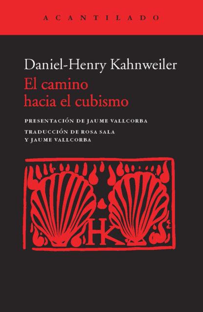 Cubierta del libro El camino hacia el cubismo