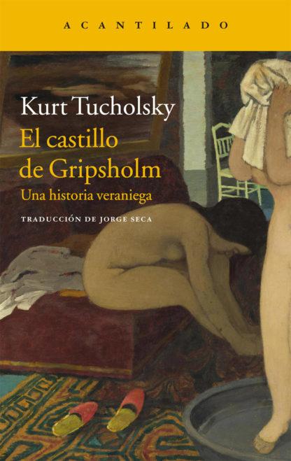 Cubierta del libro El castillo de Gripsholm