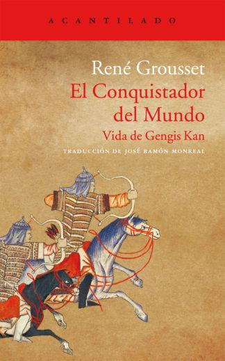 Cubierta del libro El Conquistador del Mundo