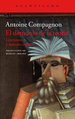 Cubierta del libro El demonio de la teoría
