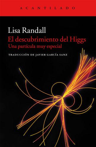 Cubierta del libro El descubrimiento del Higgs