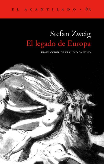 Cubierta del libro El legado de Europa