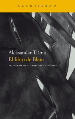 Cubierta del libro El libro de Blam