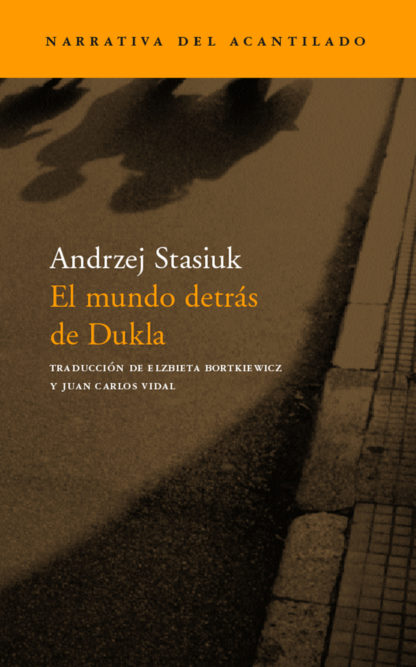 Cubierta del libro El mundo detrás de Dukla