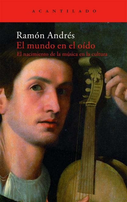 Cubierta del libro El mundo en el oído