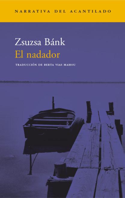 Cubierta del libro El nadador