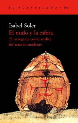 Cubierta del libro El nudo y la esfera