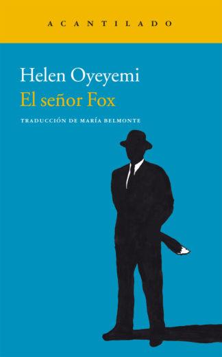 Cubierta del libro El señor Fox