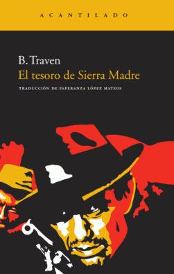 Cubierta del libro El tesoro de Sierra Madre