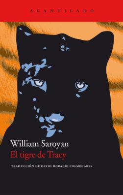 Cubierta del libro El tigre de Tracy