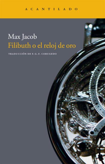 Cubierta del libro Filibuth o el reloj de oro