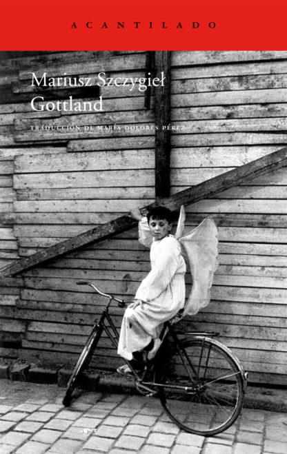 Cubierta del libro Gottland