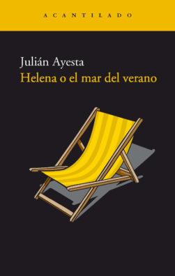 Cubierta del libro Helena o el mar del verano