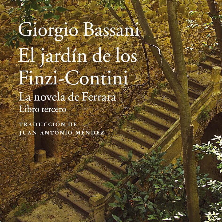 Jardin finzi contini editorial acantilado editorial acantilado - El jardin de los finzi contini ...