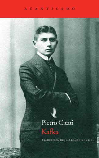 Cubierta del libro Kafka