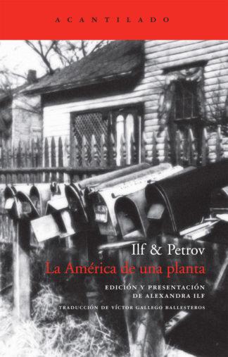 Cubierta del libro La América de una planta