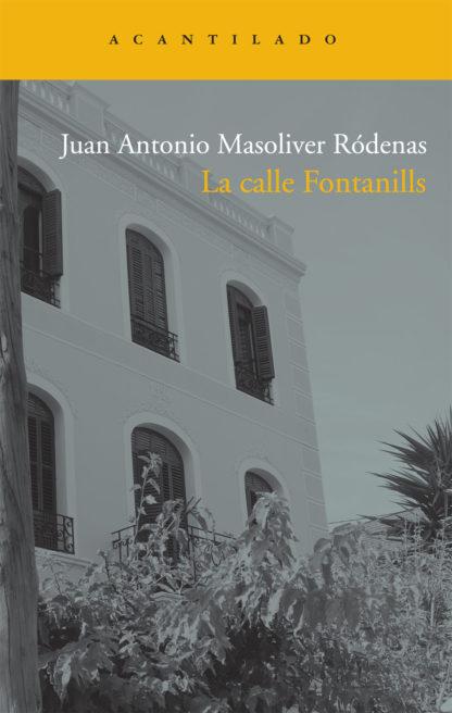 Cubierta del libro La calle Fontanills