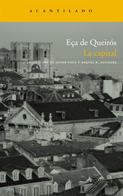 Cubierta del libro La capital