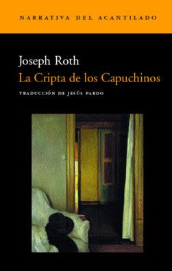 Cubierta del libro La Cripta de los Capuchinos