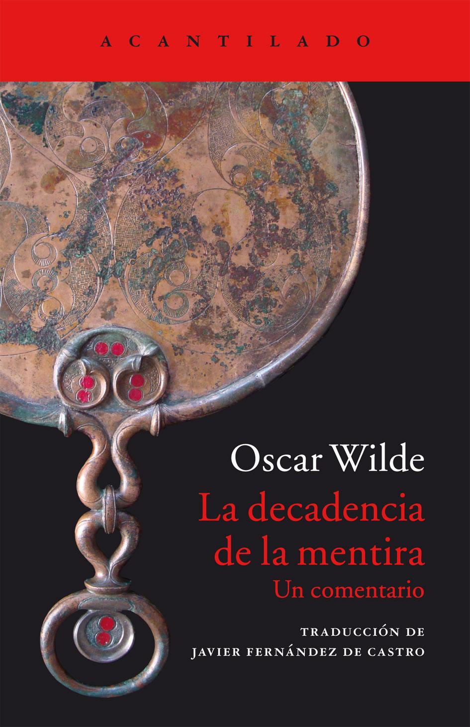 La Decadencia De La Mentira Editorial Acantilado