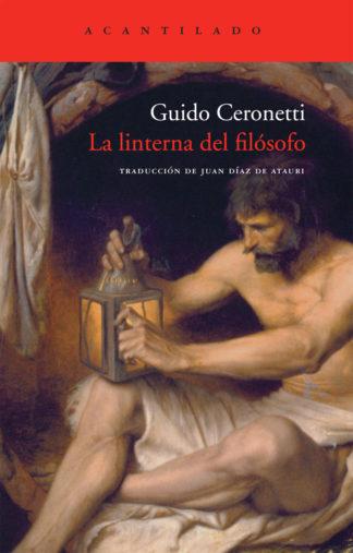 Cubierta del libro La linterna del filósofo