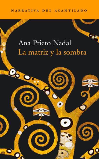 Cubierta del libro La matriz y la sombra