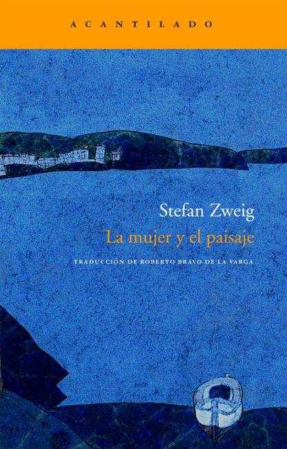 Cubierta del libro La mujer y el paisaje