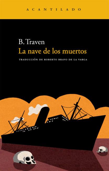 Cubierta del libro La nave de los muertos