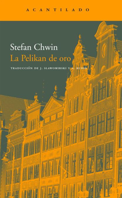 Cubierta del libro La Pelikan de oro