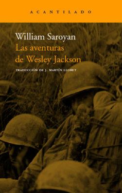Cubierta del libro Las aventuras de Wesley Jackson