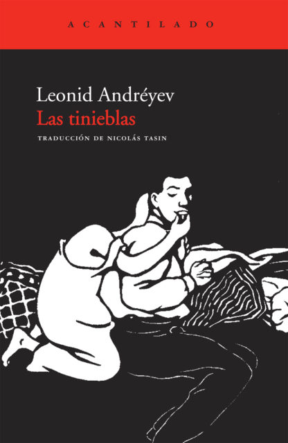 Cubierta del libro Las tinieblas