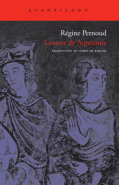 Cubierta del libro Leonor de Aquitania